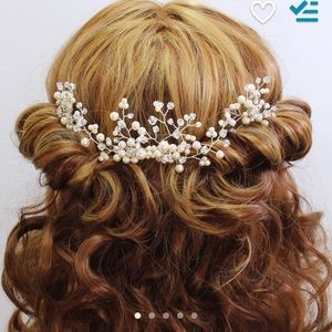 Bridal/Prom/Homecoming hairpiece